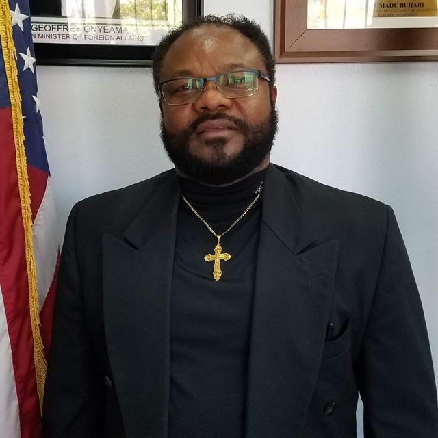 Dr. Victor Ubani