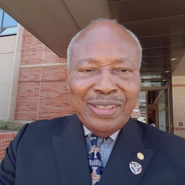 Prof. Emeritus Augustine M. O. Esogbue, NNOM